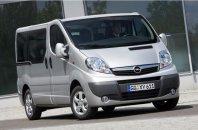 Opel Vivaro s polovico milijona