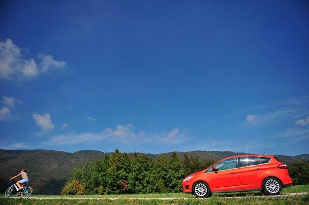 Ford C-MAX 1.6 Ecoboost Titanium