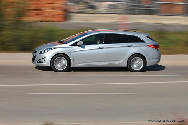 Hyundai i40 Wagon - žensko mnenje
