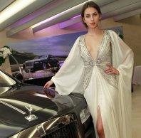 Po Rolls-Roycea v Pariz