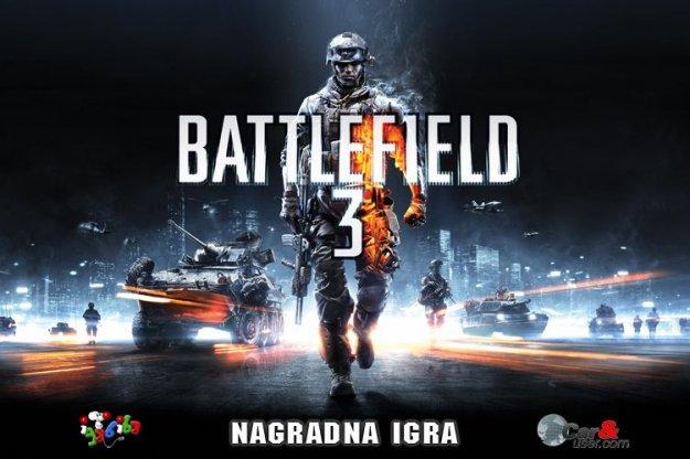 Nagradna igra Battlefield 3