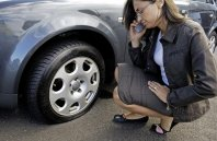 Kaj povzroči nepravilno napolnjena pnevmatika?