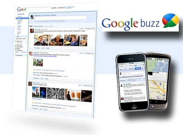 Google ima BUZZA, mora biti Facebook v skrbeh?