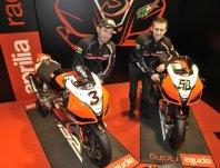 Aprilia Racing Team se predstavi