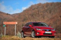 Lexus CT200h Sport Premium