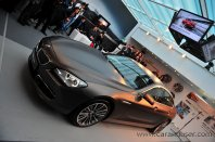 BMW 6 Gran Coupe in BMW M5