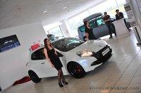 Renault Clio Akrapovič in R.S. Specialisti