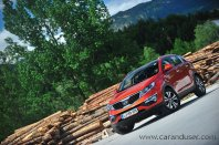 Kia Sportage 2.0 CRDi Limited AWD