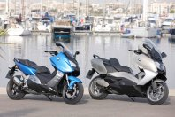 BMW Motorrad ponovno z izjemno prodajo