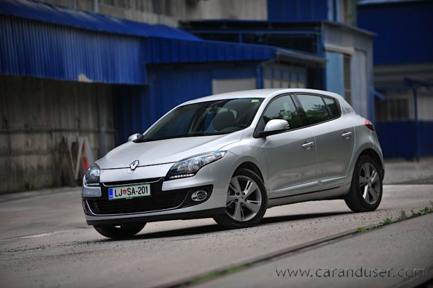 Renault Megane Dynamique TCE 115 (2012)