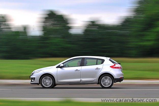 Renault Megane Dynamique - žensko mnenje