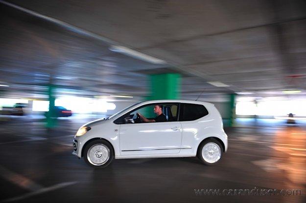 Volkswagen Up! 1.0 MPI - žensko mnenje