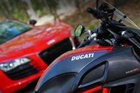 Audi kupil Ducatija