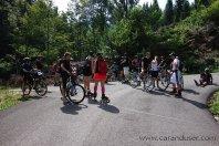 100 kilometrov na osmih kolesih