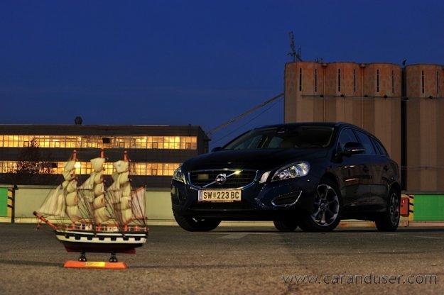Volvo V60 D3 Ocean Race