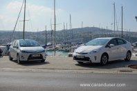 Toyota Yaris Hybrid, Prius Plug-in in Prius +