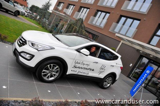 Novi Hyundai Santa Fe (2012)