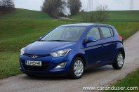 Novi Hyundai i20 (2012)