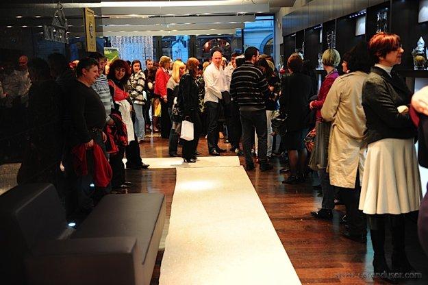 Predstavitev modne kolekcije oblikovalke Jožice Trstenjak