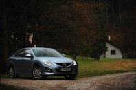 Prenovljena Mazda6