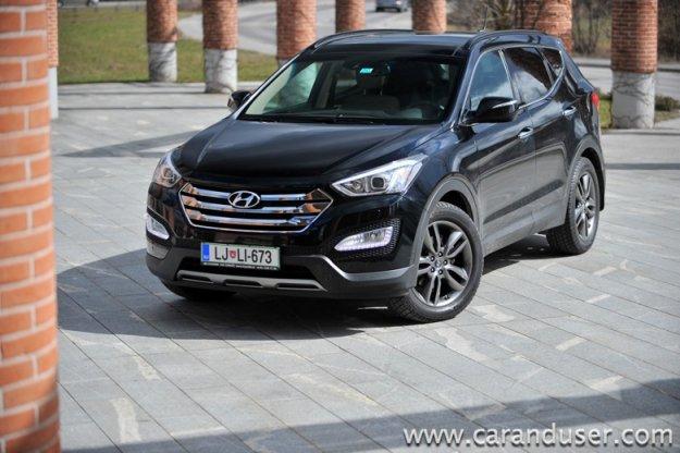 Hyundai Santa Fe 2.2 CRDi 4WD Automatic