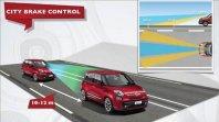 EuroNCAP nagradil sistem City Brake Control