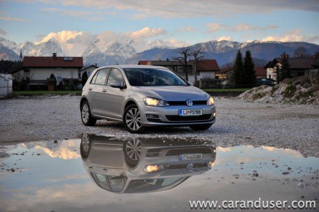 Volkswagen Golf VII 1.6 TDI DSG Comfortline
