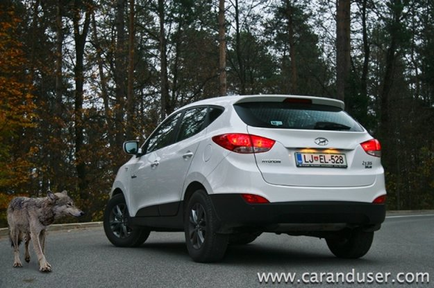 Hyundai ix35 1.6 GDI (2013)