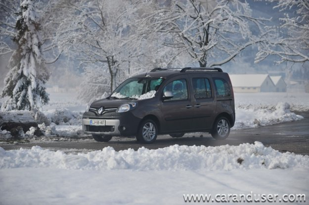 Renault Kangoo Extrem dCi 110