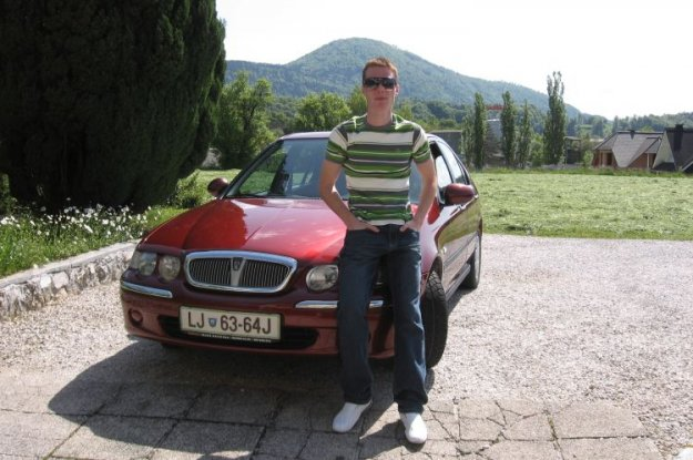 Rover 45 1.4 16V Club
