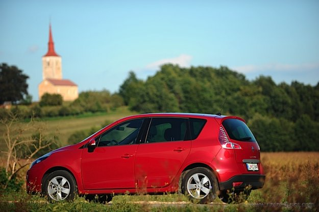 Renault Scenic 1.4 tce