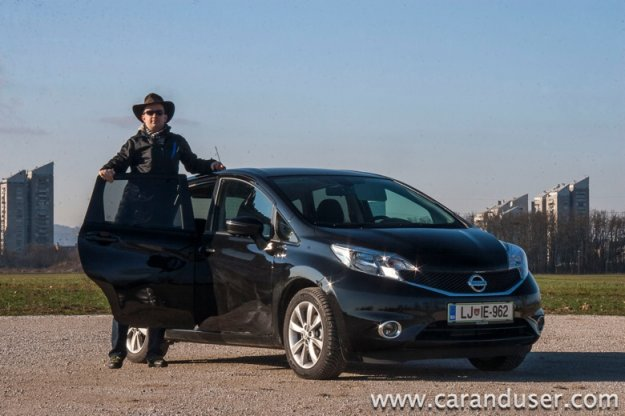 Nissan Note 1.5 dCi Accenta Look Connect