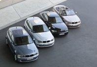 BMW-ju podeljen Zeleni znak