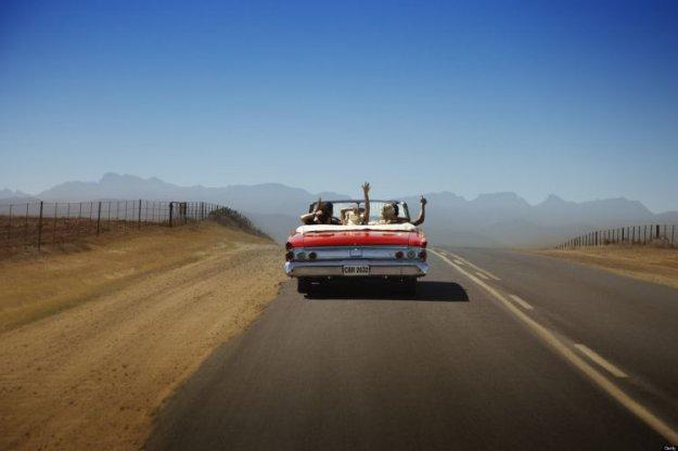 Potovanja z avtomobilom od ena do petnajst