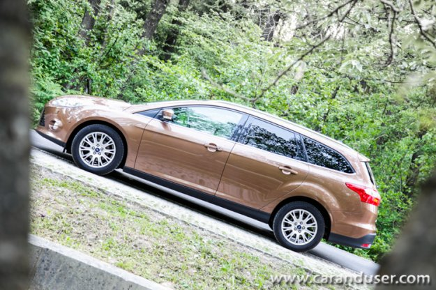 Ford Focus 1.6 CDTI Titanium