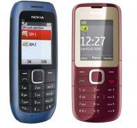 Štiri nove mobilne naprave Nokiine serije C
