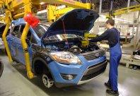 Fordova tovarna Saarlouiis v Nemčiji praznuje 40. obletnico obstoja