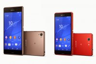 Sony Xperia Z3 in Xperia Z3 Compact