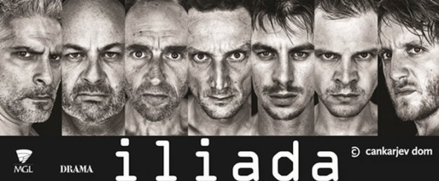 Iliada v slovenski različici