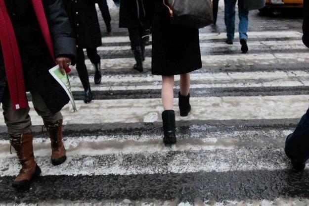 Za večjo varnost pešcev v prometu