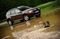 Dacia skoraj na vrhu