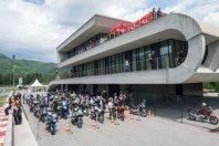 Izobraževalno-dobrodelni dogodek združil že več kot 150 motoristov