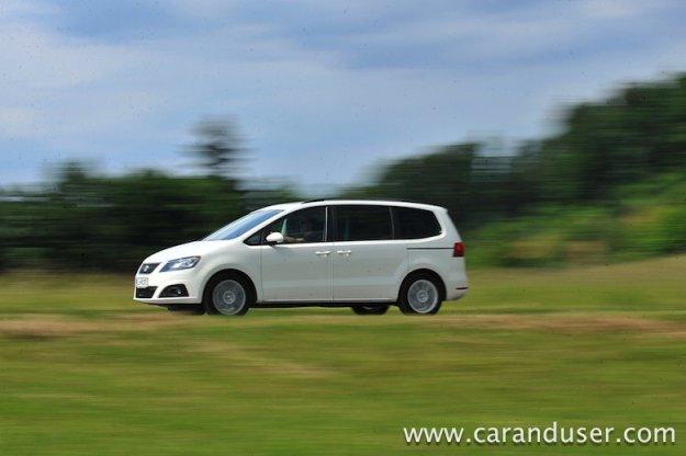 Seat Alhambra 2.0 TDI (130 kW) DSG Style