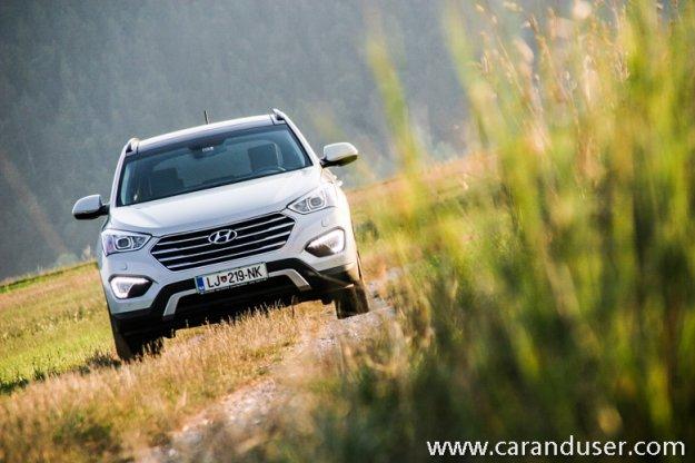 Hyundai Grand Santa Fe 2.2 CRDi 4WD Impression