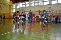 Varno na kolesu na prometnem dnevu v Moravčah poskrbel za poučno zabavo