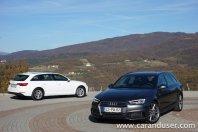 Audi A4 in Audi A4 Avant (2015)