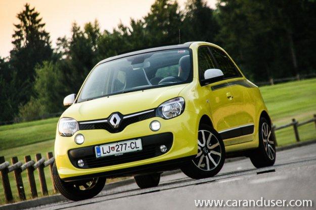 Renault Twingo Dynamique SCe 70
