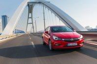 Euro NCAP ocena petih zvezdic potrjuje varnost nove Astre