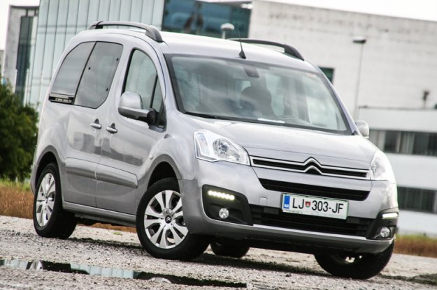 Citroen Berlingo Multispace HDi 100