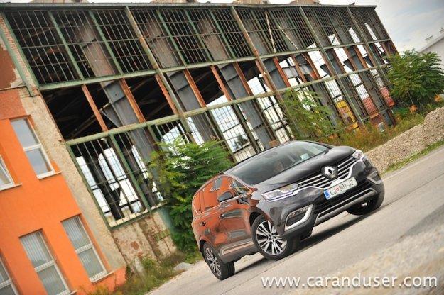 Renault Espace Initiale Paris dCi 160 EDC